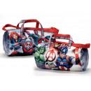 groothandel Licentie artikelen:reactieve zak Avengers