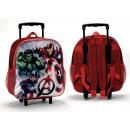 reactieve trolley rugzak Avengers