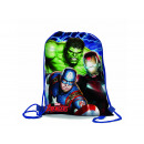 burzliwy linia plecak płaskie Avengers