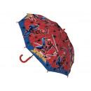 Großhandel Regenschirme: Es regnet Kinder Strandschirm Poe 42/8 Mann spid