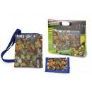 kinderen gift bag + schildpad portfolio