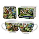keuken giftmok + coaster schildpad