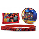 gift kids wallet + blaze riem