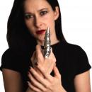 Großhandel Schmuck & Uhren: Biohazard Zinn Fingerkralle