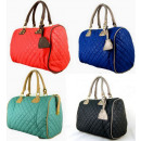 wholesale Handbags: FB06 Women's Purse Suitcase Chanelka Quilted