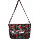 Rosen OIL A4 Damen Tasche HIT Damen Handtaschen