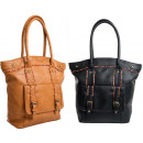 FB71 Handtaschen-Frauen-Schulter-Handtaschen A4