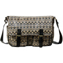 CB159 Aztec Varnished Handbag Damenhandtaschen