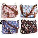 wholesale Handbags: CB169 Roses Women's shoulder bag A4