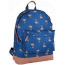 nagyker Iskolai kiegészítők: BP241 PUG Urban School hátizsák A4-es hátizsákok