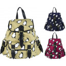 nagyker Táskák és utazási kellékek: Női hátizsák a pingvinek CB151-ben