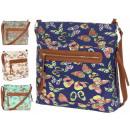 Women's handbag A4 Neon Butterfly 2478