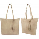 groothandel Tassen & reisartikelen: Mooie schoudertas  voor dames A4 New HIT