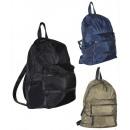 A4 UNISEX FB162 city school backpack