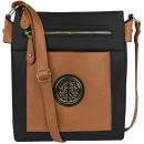 Handtasche für Damen Tasche FB121 Multi