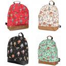 CB162 New Owl Backpack Ladies Backpack Women CB162