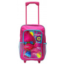 Trolls Trolls Suitcase / Backpack with wheels for