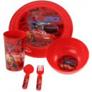 5in1 Breakfast Set for children Cars twenty