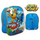nagyker Iskolai kiegészítők: Super Wings kis hátizsák gyerek hátizsák