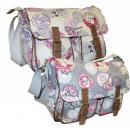 Großhandel Handtaschen: CB159 Paris Material A4 große Damen Handtasche