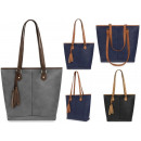 Großhandel Taschen & Reiseartikel: Schöne  Umhängetasche für Frauen A4 NEW HIT