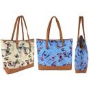 wholesale Handbags: Shoulder bag for women A4 Butterflies Star 004