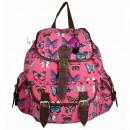 groothandel Schoolartikelen: CB151 Butterfly School Trip Backpack