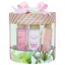 Set of bath - Garden Dreams - Rose, Lily & Fre