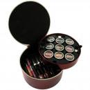 Maquillaje Caso - Colección de lujo rojo