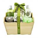 Baño de basura - Cuerpo de lujo - Té verde