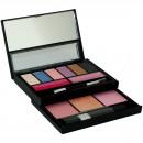 grossiste Maquillage: Palette de Maquillage - Urban Chic - 11 Pcs