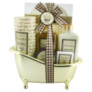 Bath - Chocolate - 6 piezas