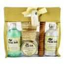 Brillo! Cubierta Bath Bath aroma fresco Aloe V