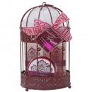 baño de jaula INDULGE Me Pink