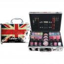 Estuche de maquillaje - Londres - 65 piezas