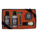 Gloss! Only Sir Men's Shaving Set - Eucalypt
