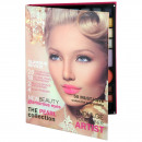 Gloss! Palette Makeup Glamor Review Pink -