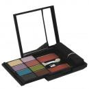 grossiste Maquillage: Palette de Maquillage - 13 Pcs