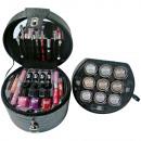 hurtownia Make-up: Makeup Case -  Black Glam za - 33 szt