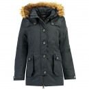 wholesale Coats & Jackets: Women's Parka BELLADORA LADY 049