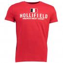 Großhandel Shirts & Tops: T-Shirt SS Homme JACKSONVILLE SS MÄNNER ROT HO 100