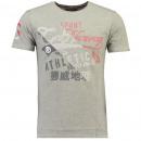 nagyker Pólók, shirt: T-Shirt SS férfiak JEAL SS MEN 415
