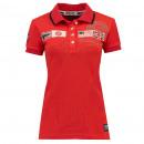 Großhandel Shirts & Tops: Damen SS Polo KARMA SS LADY 100 BS