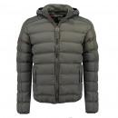 wholesale Coats & Jackets: Men's Parka BOMBE MEN 079