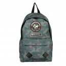 wholesale Travel and Sports Bags: Unisex bag SURIMI CAMO KAKI 011
