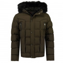 wholesale Coats & Jackets: Men's Parka DANDY MEN 001