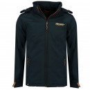 wholesale Coats & Jackets: Men's Softshell TAKEAWAY MEN 009 + BS3