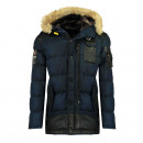 wholesale Coats & Jackets: Boy's Parka BUSSELDORF BOY 081