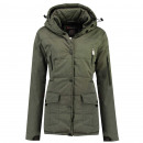 wholesale Coats & Jackets: Women's parka AMARILY LADY SAM 001 ART
