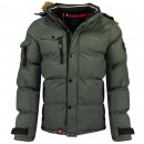 wholesale Coats & Jackets: Men's Parka CLEMENT MEN SAM ASSORT B 001 ART